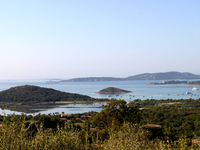 Porto Vecchio - Over seaview building land -Ref N15
