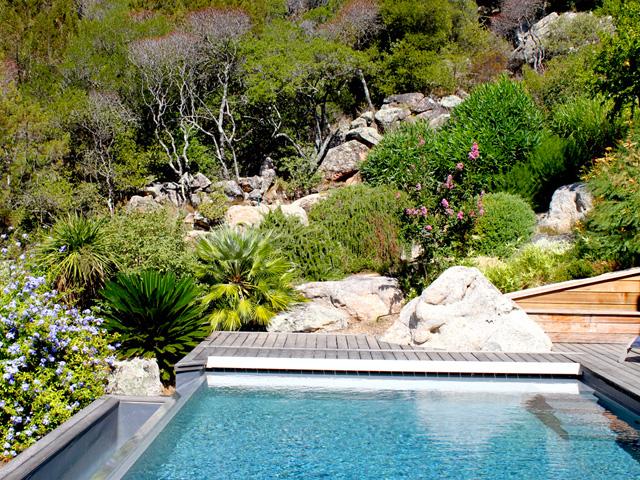 Villa in Red Cedar – Palombaggia - Ref N02