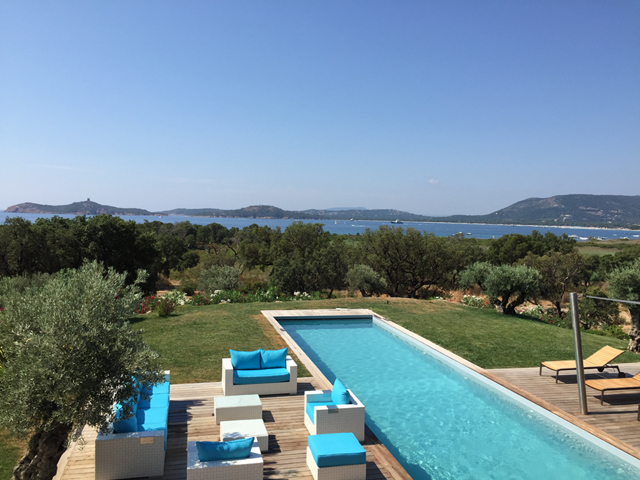 PORTO-VECCHIO WATERFRONT VILLA - PRIVATE DOMAIN - Ref N51