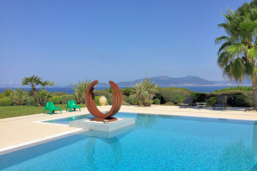 Luxurious seafront property – Southern tip of the Bay of Ajaccio - Ref N65