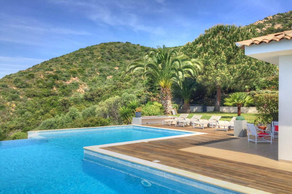 Villa route des Sanguinaires à Ajaccio - Ref N44