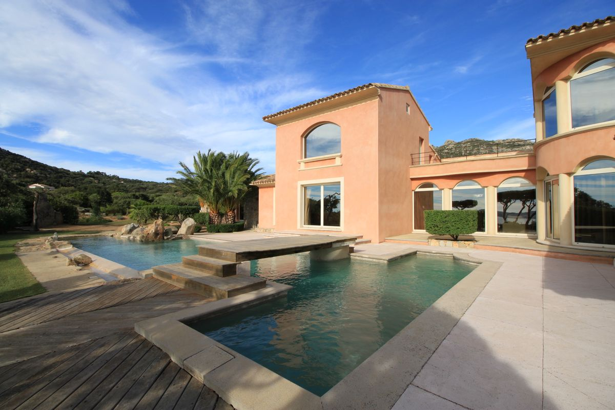 Villa de luxe Calvi - Ref N53-1