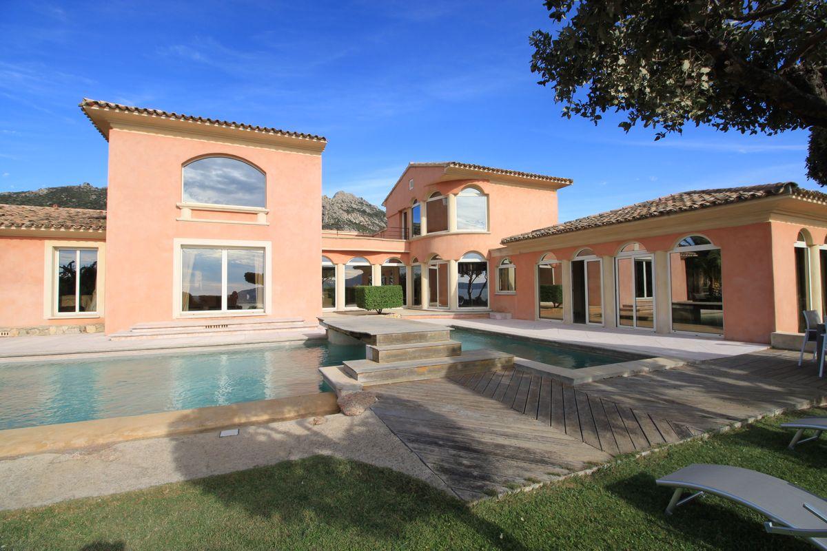 Villa de luxe Calvi - Ref N53-2
