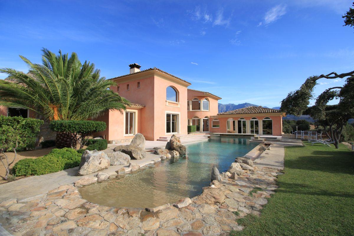 Villa de luxe Calvi - Ref N53-3