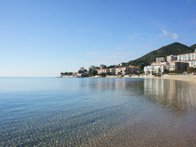 APARTMENT TROTTEL BEACH - AJACCIO - Ref N56