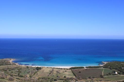 Terrain face à la mer en Balagne - Ref N06