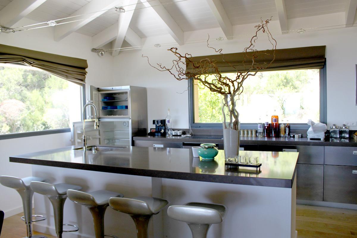 Villa proche de la plage de Palombaggia - Ref N02-4