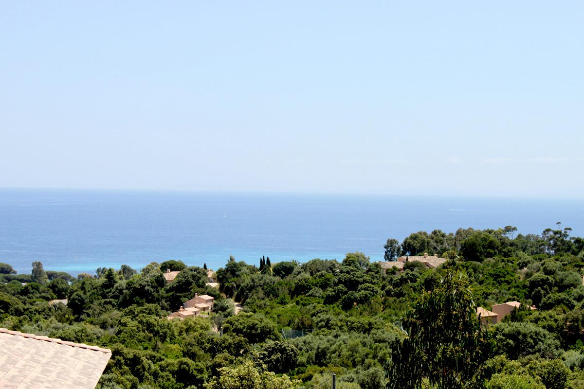 Villa proche de la plage de Palombaggia - Ref N02-5