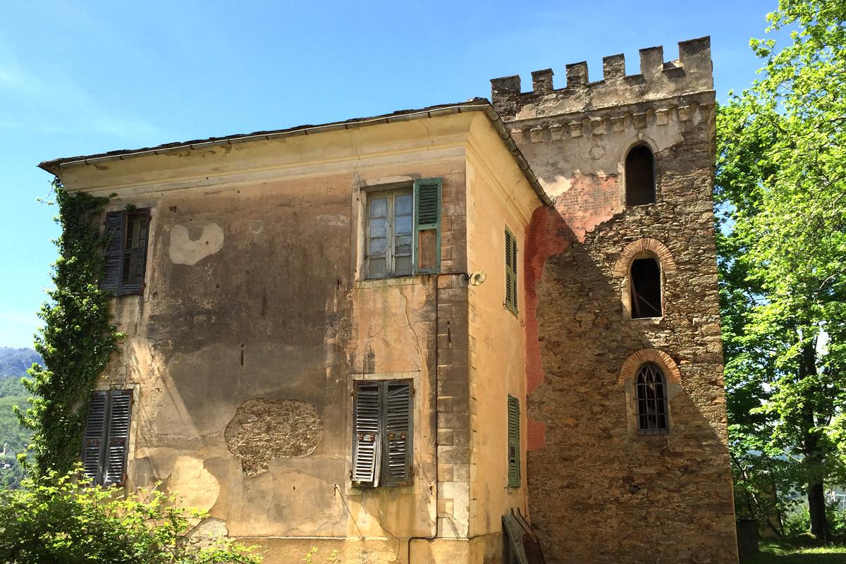Château à vendre en Corse - N48